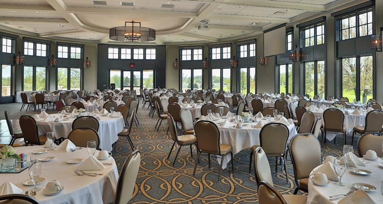 Grand Rapids WaterMark Wedding Reception Hall