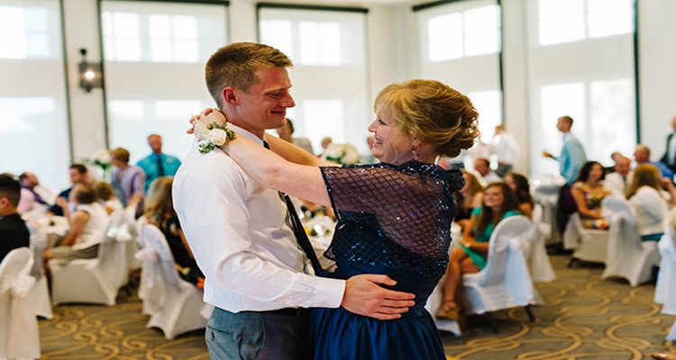 Grand Rapids Wedding Dance
